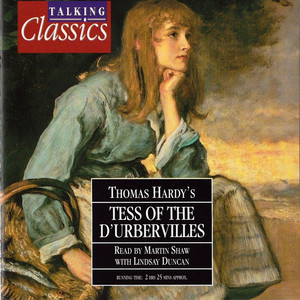 Hardy: Tess Of The D'Urbervilles Audiobook