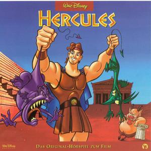 Hercules (Das Original-Hörspiel zum Film) Audiobook