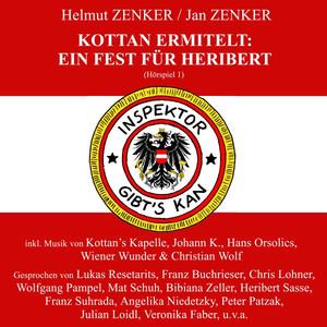 Kottan ermittelt: Ein Fest für Heribert (Hörspiel 1) Audiobook