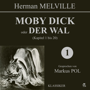 Moby Dick oder Der Wal (Kapitel 1 bis 20) Audiobook