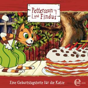 Folge 1: Eine Geburtstagstorte für die Katze - Das Original-Hörspiel zur TV-Serie Audiobook