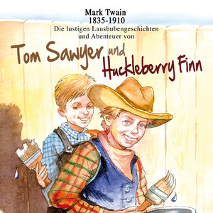Tom Sawyer und Huckleberry Finn Audiobook