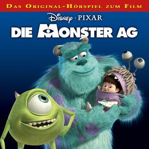 Die Monster AG (Das Original-Hörspiel zum Film) Audiobook