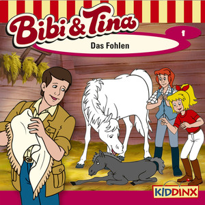 Folge 01 - Das Fohlen Audiobook