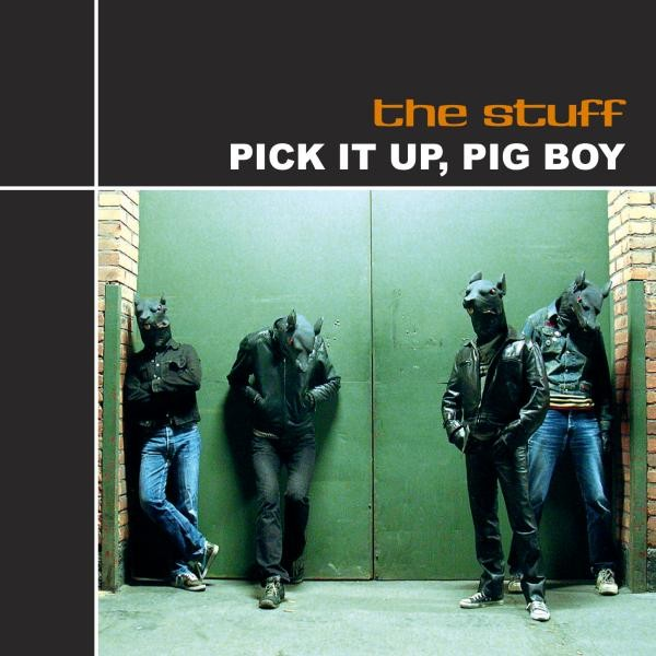 The Stuff consists of four rockin' Stockholm rats of unusual size who met in one of Europe's finest sewers and consummated a working relationship over a couple of Stooges and Kinks records -- served up with a side of stinky cheese.