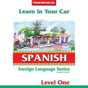 Learn in Your Car: Spanish - Level 1 Audiobook