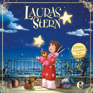 Lauras Stern - Das Original Hörspiel zum 1. Kinofilm Audiobook