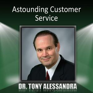 Astounding Customer Service Audiobook