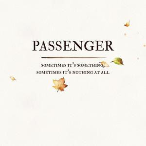 531297916d8 Passenger · Sometimes It s Something