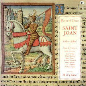 Saint Joan Audiobook