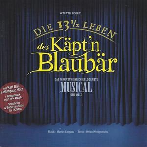 Die 13 1/2 Leben des Käpt'n Blaubär Audiobook