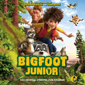 Bigfoot Junior (Das Original-Hörspiel zum Kinofilm) Audiobook