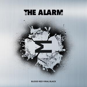 4012e2632d86 The Alarm · Blood Red Viral Black