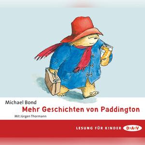 Mehr Geschichten von Paddington Audiobook