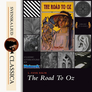 The Road to Oz (unabridged) Audiobook