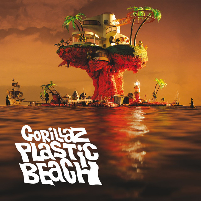 Empire Ants (feat. Little Dragon) - Gorillaz
