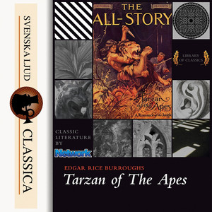 Tarzan of the Apes (unabridged) Audiobook free download
