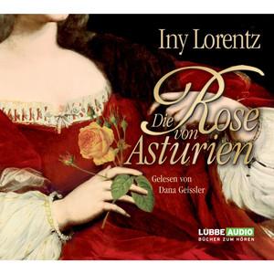 Die Rose von Asturien Audiobook