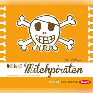 Achtung, Milchpiraten Audiobook