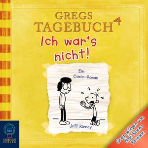 Gregs Tagebuch 4 - Ich war's nicht Hörbuch kostenlos