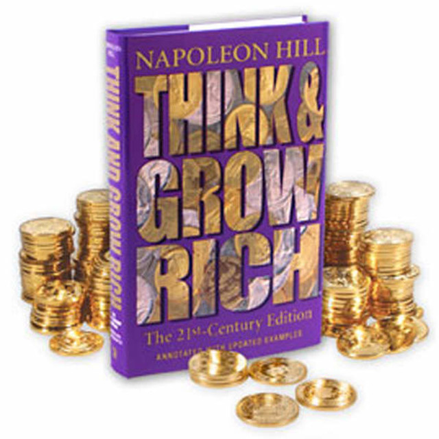 Think and grow rich sexual drive