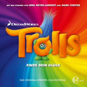 Trolls (Das Original-Hörspiel zum Kinofilm) Audiobook