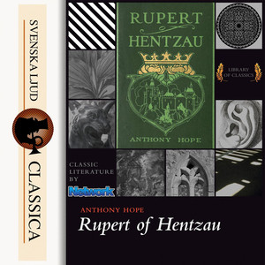 Rupert of Hentzau (unabridged) Audiobook