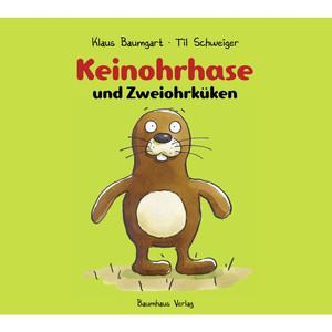 Keinohrhase und Zweiohrküken (Hörspiel) Audiobook