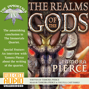 The Realms of the Gods - The Immortals 4 (Unabridged)