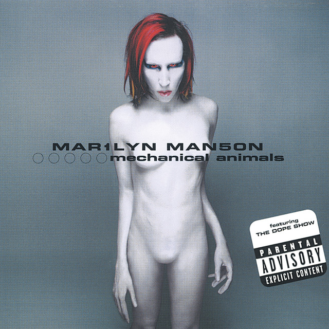 The Speed Of Pain - Marilyn Manson