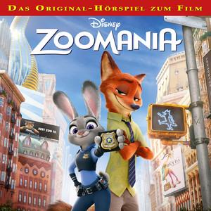 Zoomania (Das Original-Hörspiel zum Film) Audiobook