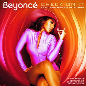 Beyoncé Check on It cover