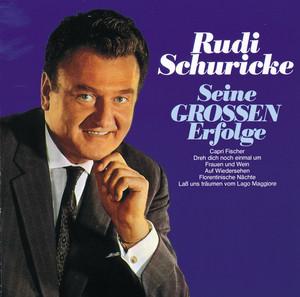 Seine Grossen Erfolge - Rudi Schuricke album