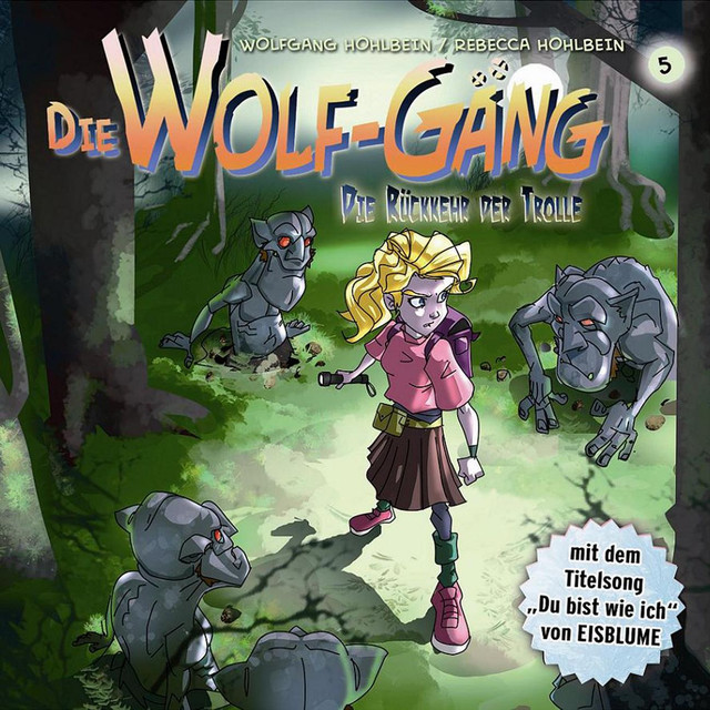 Vol. 5 - Die Rückkehr Der Trolle! Cover