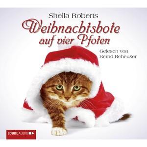 Weihnachtsbote auf vier Pfoten Audiobook