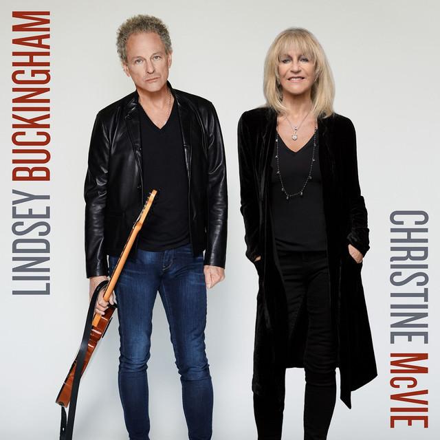 Album cover for Lindsey Buckingham Christine McVie by Lindsey Buckingham, Christine McVie