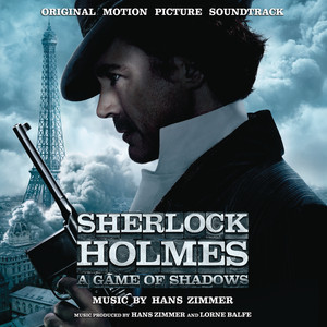 Sherlock Holmes: A Game of Shadows Albumcover