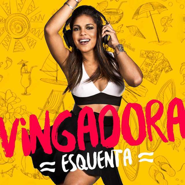 Album cover for Esquenta by Vingadora