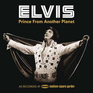 Prince From Another Planet (Live) Albumcover