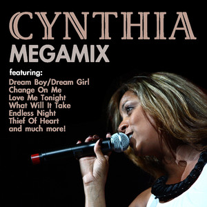 Cynthia MEGAMIX by DJ Carmine Di Pasquale album
