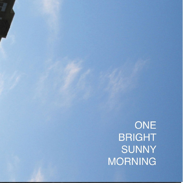 a description of one dazzlingly bright and sunny morning 'she doesn't recognize the drab room with the bright morning light shining 'it was a sunny, bright day 'it was one of the really bright spots.