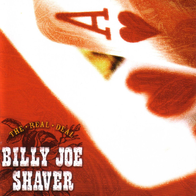 Billy Joe Shaver The Real Deal album cover