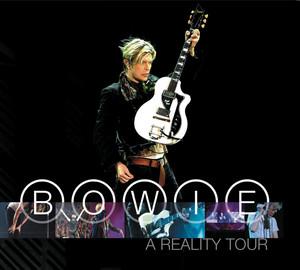 A Reality Tour Albumcover