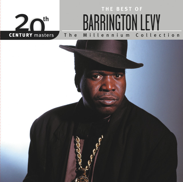 Barrington Levy Best of Barrington Levy - 20th Century Masters album cover