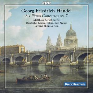Handel: 6 Piano Concertos, Op. 7 Albümü