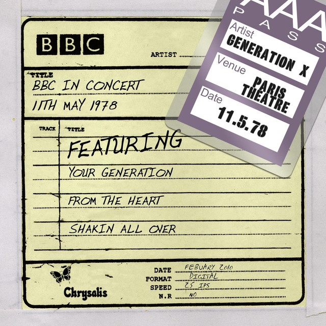 BBC in Concert (11 May 1978)