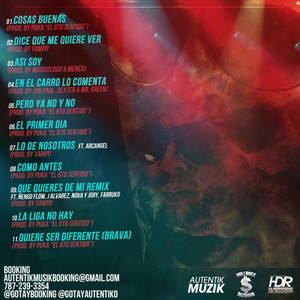 El Concepto album