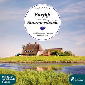 Barfuß auf dem Sommerdeich - Mein Halligleben zwischen Ebbe und Flut (Ungekürzt) Audiobook