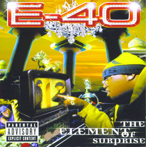 E-40, WC, Mack 10 My Hoodlums & My Thugz cover