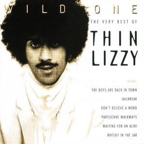Wild One - The Very Best Of Thin Lizzy (Remastered Version) Albumcover